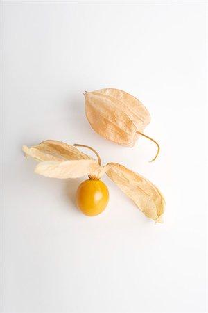 Cape gooseberry (Physalis peruviana) Stock Photo - Premium Royalty-Free, Code: 695-05771547