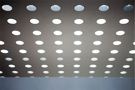 repeating - Ceiling lights Stock Photo - Premium Royalty-Free, Code: 695-05771780