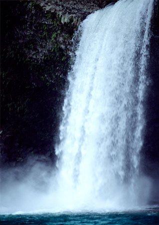 Waterfall Stock Photo - Premium Royalty-Free, Code: 695-03380967