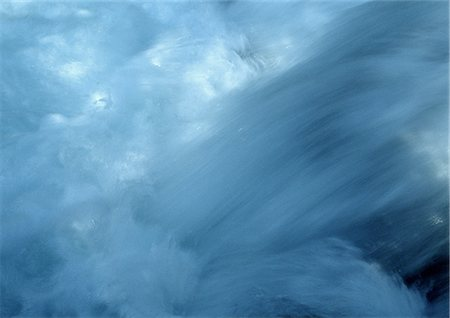 Waterfall crashing, close-up Stock Photo - Premium Royalty-Free, Code: 696-03397559