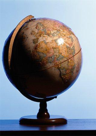 Globe. Stock Photo - Premium Royalty-Free, Code: 696-03397905