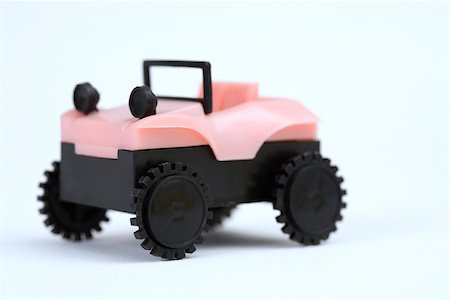 Toy ATV, close-up Stock Photo - Premium Royalty-Free, Code: 696-03402911