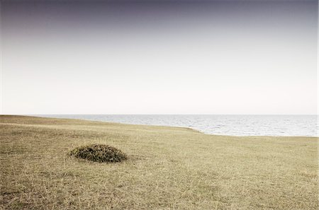 forever - Tranquil scene of ocean at dusk Stock Photo - Premium Royalty-Free, Code: 698-06374801