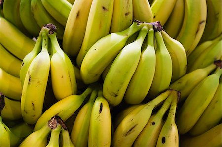 Bunches of bananas Stock Photo - Premium Royalty-Free, Code: 698-07158465