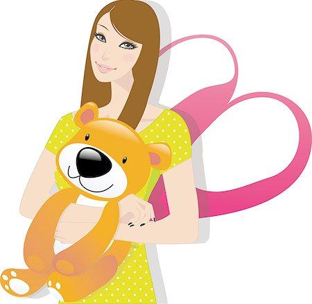 Illustration Stock Photo - Premium Royalty-Free, Code: 690-06188863