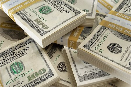 seamless - Stack of US Currency Stock Photo - Premium Royalty-Free, Code: 693-06021282