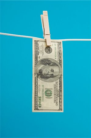 seamless - Money Hanging Out to Dry Stock Photo - Premium Royalty-Free, Code: 693-06021292