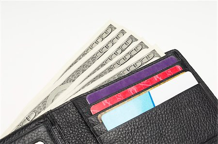 seamless - Wallet Full of Money Stock Photo - Premium Royalty-Free, Code: 693-06021333