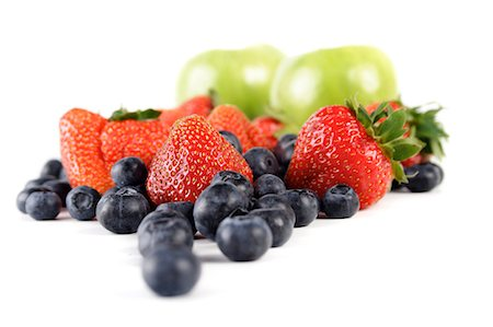 sweet - Fruit composition Stock Photo - Premium Royalty-Free, Code: 693-08127337