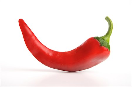 paprika - Close-up od red chilli pepper Stock Photo - Premium Royalty-Free, Code: 693-08127343