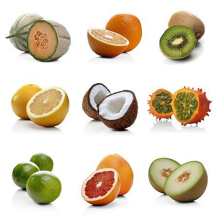 spike - Exotic Fruits Stock Photo - Premium Royalty-Free, Code: 693-08127435