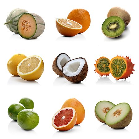 spike - Exotic Fruits Stock Photo - Premium Royalty-Free, Code: 693-08127435