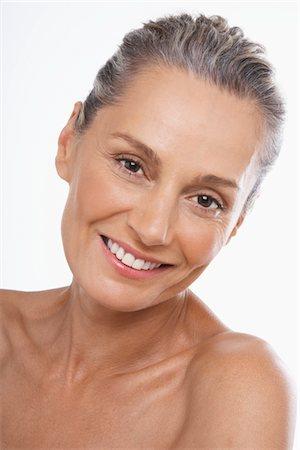Nude Woman Stock Photo - Premium Royalty-Free, Code: 693-03707682