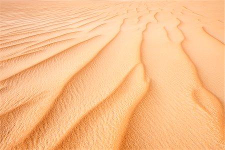 Close-Up of Ripples in Sand, Sahara Desert, Fezzan, Libya Stock Photo - Rights-Managed, Code: 700-04931586