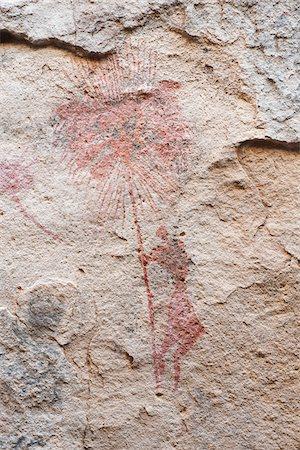 prehistoric - Rock Art, Akakus Desert, Fezzan, Libya Stock Photo - Rights-Managed, Code: 700-04931589