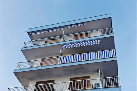residential - Apartment Building, Bordighera, Province of Imperia, Italy Stock Photo - Rights-Managed, Code: 700-05560312