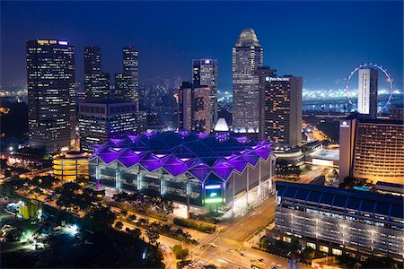 Suntec City , Marina Centre, Singapore Stock Photo - Rights-Managed, Code: 700-05609413
