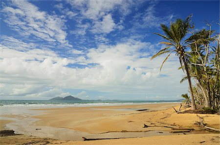 queensland - Mission Beach and Dunk Island, Queensland, Australia Stock Photo - Rights-Managed, Code: 700-05609697