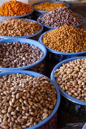 Naturel Kuruyemis, Dry Goods and Nut Shop, Urgup, Cappadocia, Turkey Stock Photo - Rights-Managed, Code: 700-05609767