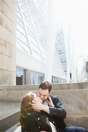 Couple Kissing Stock Photo - Rights-Managed, Code: 700-05641796