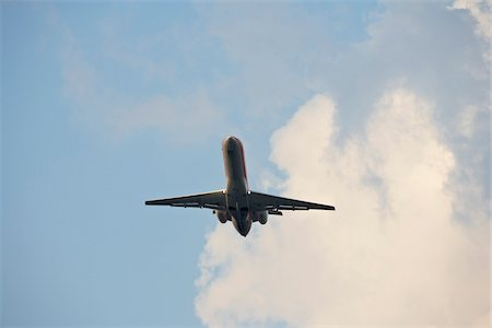 Plane Taking Off Stock Photo - Rights-Managed, Code: 700-05641919