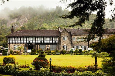 Hill Club, Nuwara Eliya, Sri Lanka Stock Photo - Rights-Managed, Code: 700-05642212