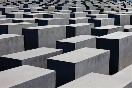 Memorial to the Murdered Jews of Europe, Berlin, Germany Stock Photo - Rights-Managed, Code: 700-05642472