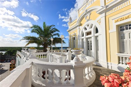 Hotel Globo and Spanish Consulate, Joao Pessoa, Paraiba, Brasil Stock Photo - Rights-Managed, Code: 700-05786416