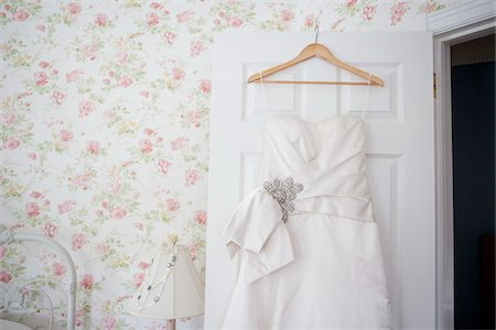Wedding Dress Stock Photo - Rights-Managed, Code: 700-05786666