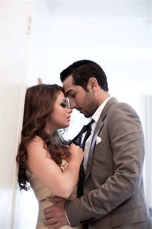 dominant woman - Couple Embracing Stock Photo - Rights-Managed, Code: 700-05781021