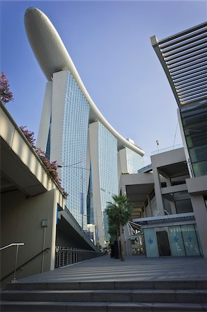 Marina Bay Sands, Singapore Stock Photo - Rights-Managed, Code: 700-05781034