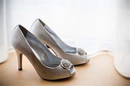 High Heel Shoes Stock Photo - Rights-Managed, Code: 700-05803128