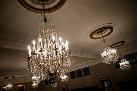 Chandeliers Stock Photo - Rights-Managed, Code: 700-05803336