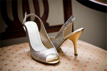 High Heel Shoes Stock Photo - Rights-Managed, Code: 700-05803339