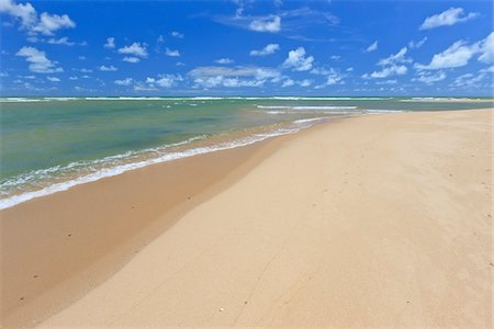 Praia da Barra de Gramame, Joao Pessoa, Paraiba, Brazil Stock Photo - Rights-Managed, Code: 700-05810232