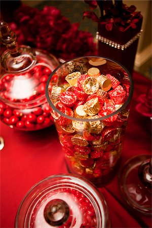 Jars of Candy Stock Photo - Rights-Managed, Code: 700-05855107