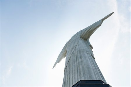 Christ the Redeemer Statue, Rio de Janeiro, Brazil Stock Photo - Rights-Managed, Code: 700-05947876