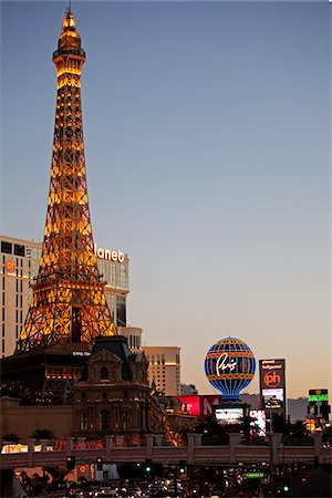 Paris Hotel, Las Vegas, Nevada, USA Stock Photo - Rights-Managed, Code: 700-05948229