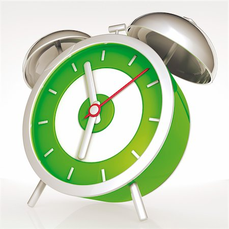Alarm Clock Stock Photo - Rights-Managed, Code: 700-05974045