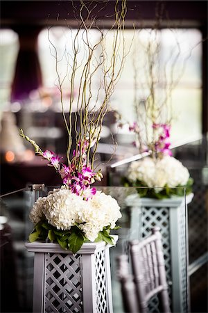 Flower Arrangements Stock Photo - Rights-Managed, Code: 700-06037889