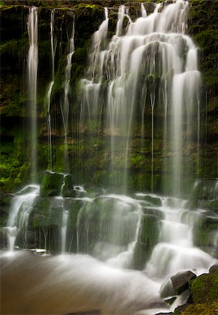 flowing - Scaleber Force Waterfall, Yorkshire Dales National Park, Yorkshire, England Stock Photo - Rights-Managed, Code: 700-06059806