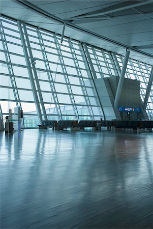 Incheon International Airport, Seoul, South Korea Stock Photo - Rights-Managed, Code: 700-06199233
