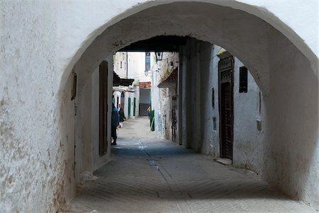Archway, Medina, Tetouan, Morocco Stock Photo - Rights-Managed, Code: 700-06334558