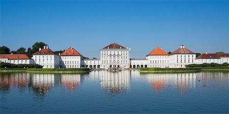 Nymphenburg Palace, Munich, Oberbayern, Bavaria, Germany Stock Photo - Rights-Managed, Code: 700-06531673