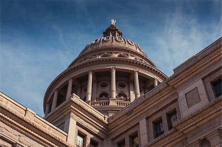Texas State Capitol Building, Austin, Texas, USA Stock Photo - Rights-Managed, Code: 700-06773297