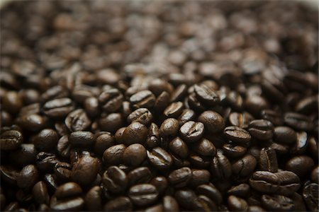 pile of coffee beans Stock Photo - Rights-Managed, Code: 700-06808896