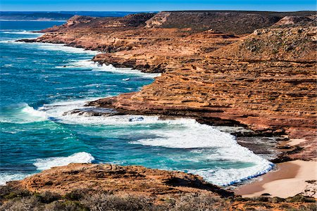 Eagle Gorge, Kalbarri National Park, Western Australia, Australia Stock Photo - Rights-Managed, Code: 700-06841509