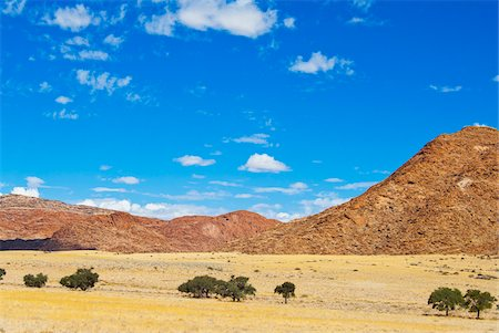 dry - Scenic view of the Namib desert, Namibia, Africa Stock Photo - Rights-Managed, Code: 700-06961898