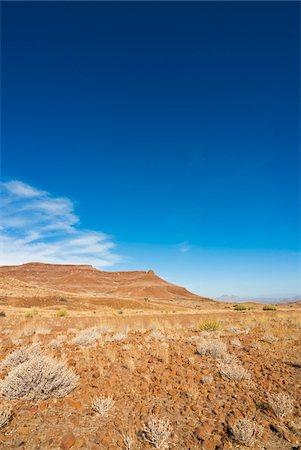 rugged landscape - Huab River Valley area, Damaraland, Kunene Region, Namibia, Africa Stock Photo - Rights-Managed, Code: 700-07067179