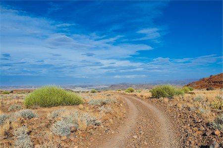 rugged landscape - Huab River Valley area, Damaraland, Kunene Region, Namibia, Africa Stock Photo - Rights-Managed, Code: 700-07067184